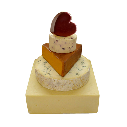 The Dorset - Cheese Wedding Cake