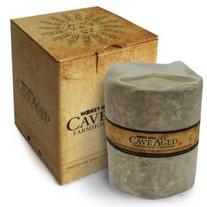 Cave Aged Cheddar Boxed