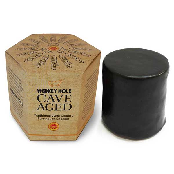 Cave Aged Cheddar 454g Truckle
