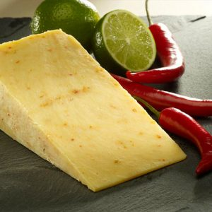 Cheddar with Chilli and Lime