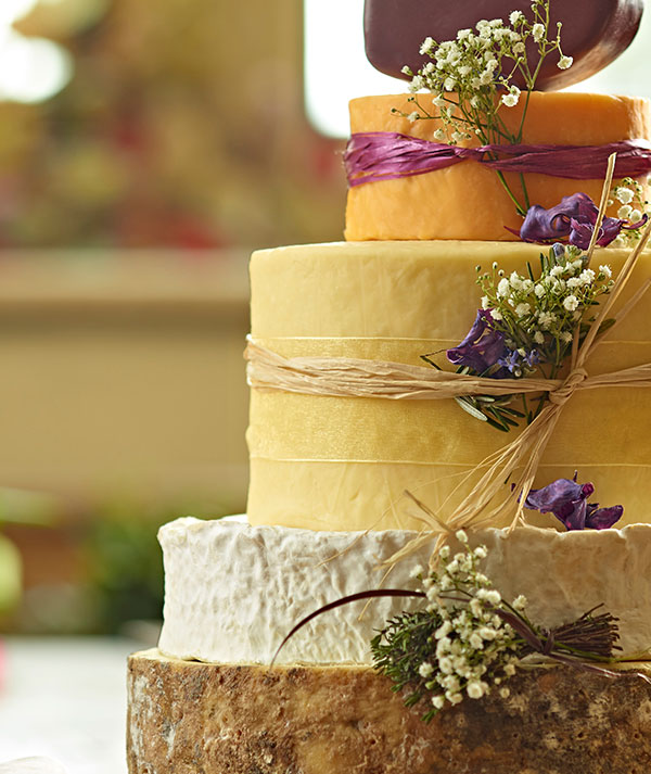 Cheese Celebration Cakes | Cheese Wedding Cakes