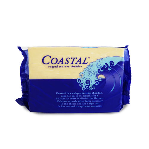 Coastal Cheddar 200g