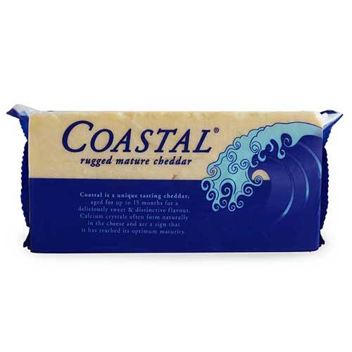 Coastal Cheddar 1kg