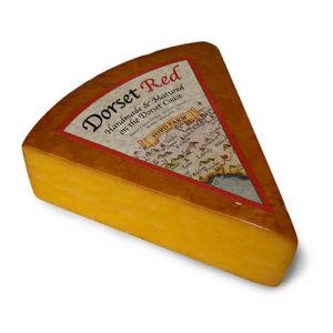 Dorset Red Cheese 1.1kg Triangle
