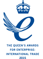 Queens Award for Enterprise and Trade
