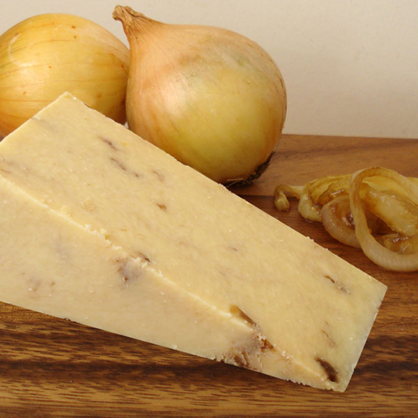 Cheddar Caramelised Onion
