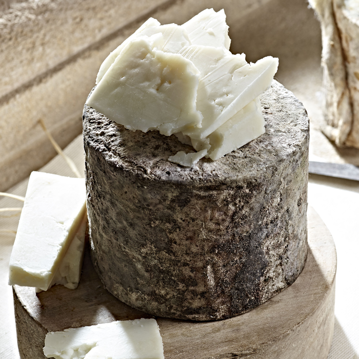 Cave Aged Goat Judged Best British Cheese At World Cheese Awards