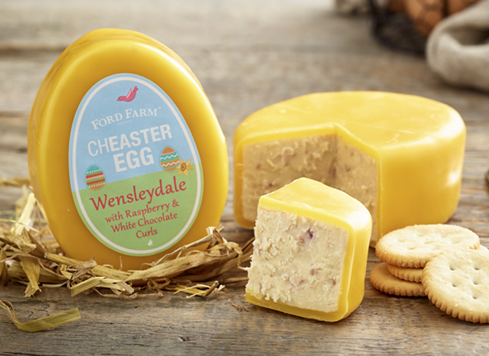 Have a Happy Cheaster – Cheese Lovers!
