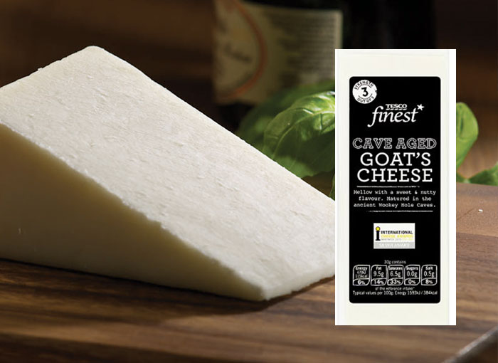 Eight awards for Ford Farm at International Cheese Awards